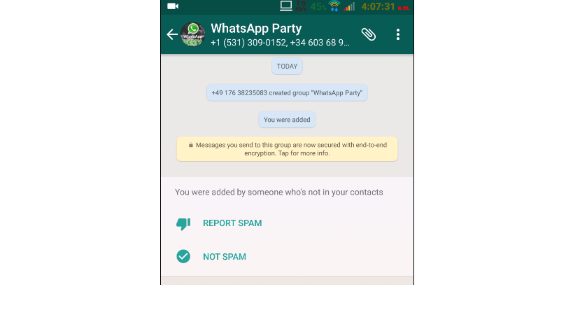 WhatsApp Public Group Invite Links Are Live And Working